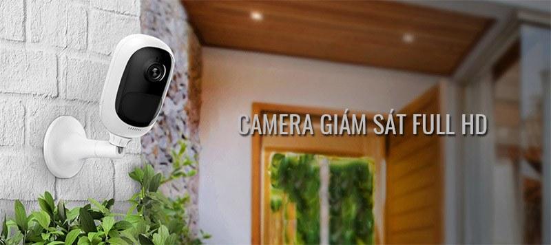 Camera giám sát Full HD 2MP loại nào tốt nhất hiện nay