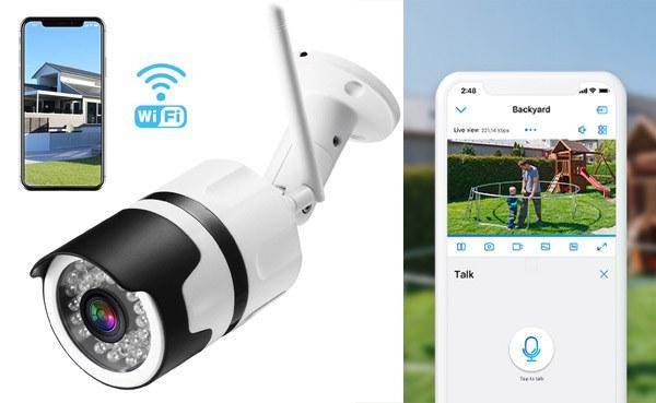 Camera giám sát HD wifi loại nào tốt