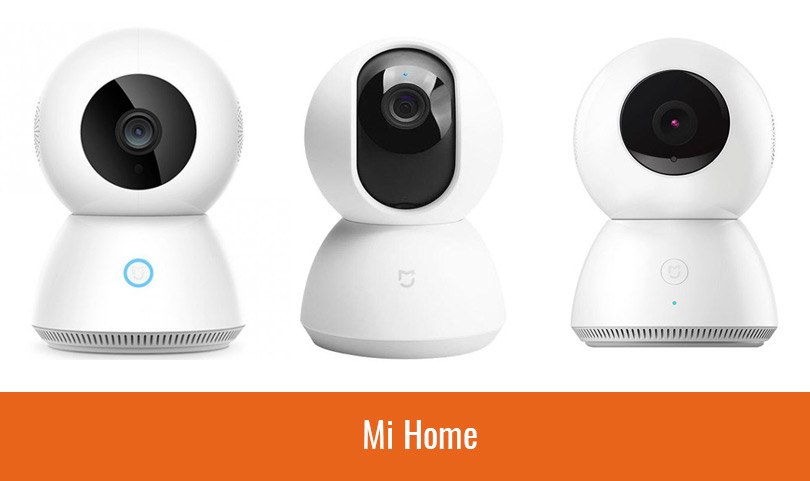 Camera giám sát Xiaomi Mi Home loại nào tốt