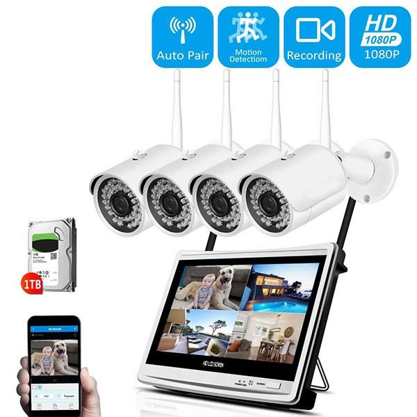 Camera giám sát từ xa qua mạng internet là gì
