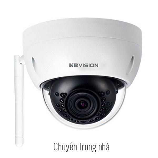 Camera wifi trong nhà KBVision KX-1302WN