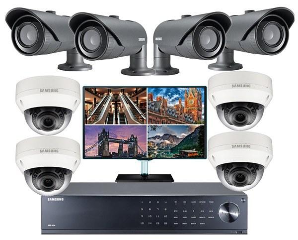 Hệ thống camera giám sát Full HD có dây loại nào tốt