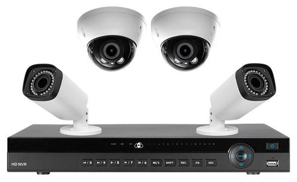 Hệ thống camera giám sát HD loại nào tốt