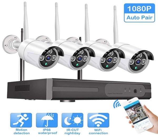 Hệ thống camera giám sát Wifi Full HD loại nào tốt