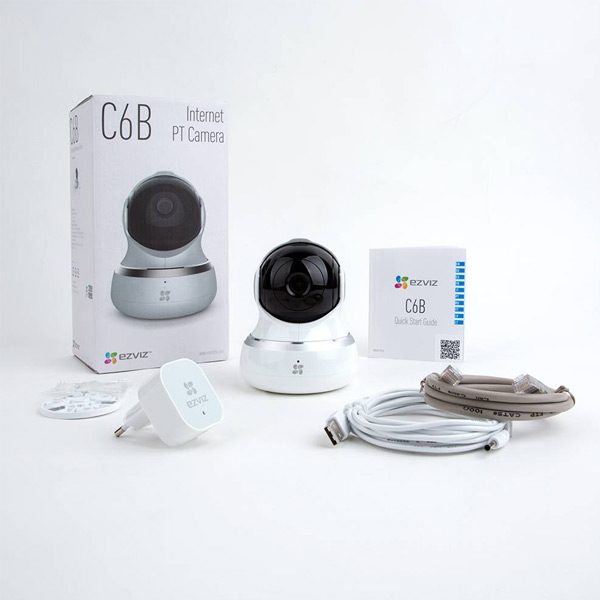 Nơi bán Camera IP Wifi Ezviz C6B (CS-CV240) ở đâu tốt