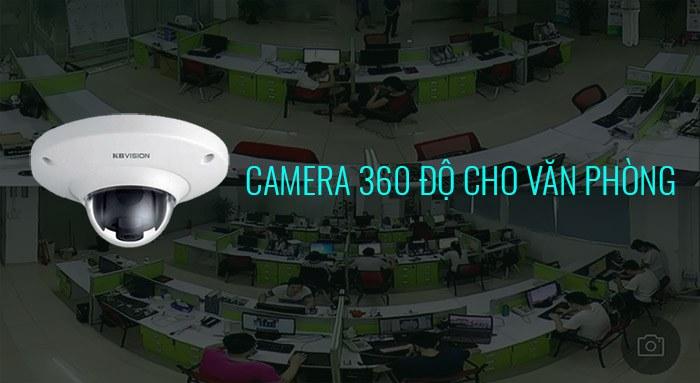 Ưu nhược điểm camera giám sát 360 độ