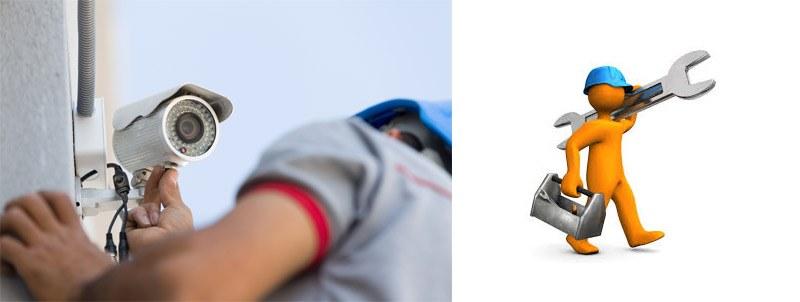 Bảng giá vật tư phụ camera và nhân công