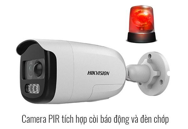 Giải pháp camera báo động tại bãi xe của nhà xưởng
