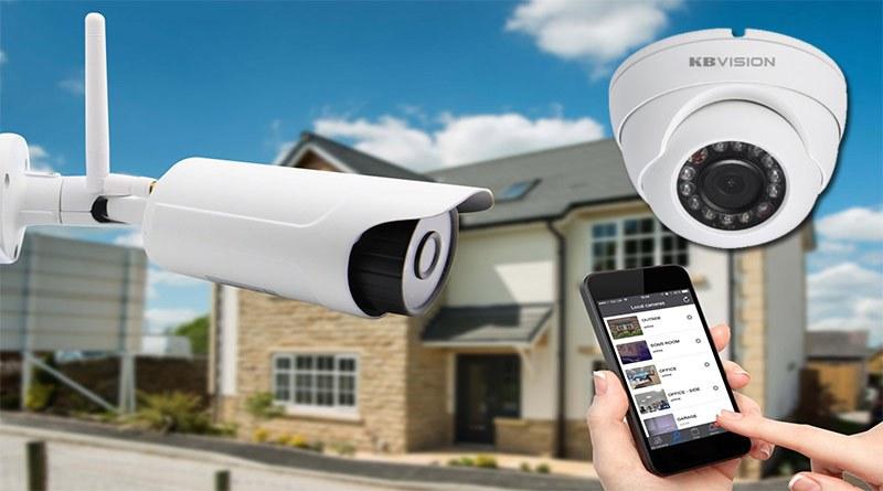 Nên chọn camera an ninh gia đình nào tốt nhất hiện nay