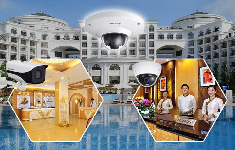 Lợi ích hệ thống camera khách sạn, resort
