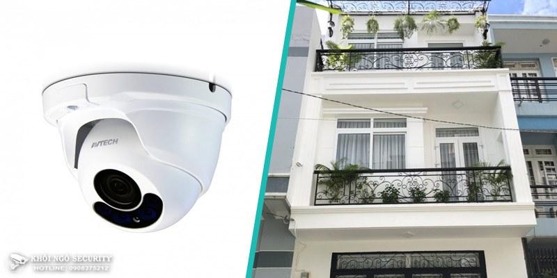 Lắp camera ở Q10 cho căn hộ gia đình