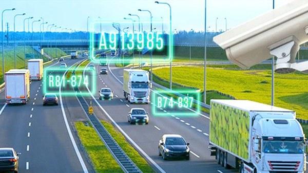 Nhận dạng biển số xe - Camera IVS