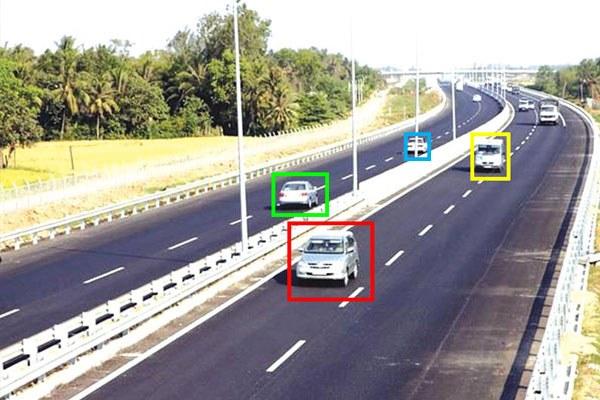 Ứng dụng công nghệ IVS object tracking trong giám sát giao thông