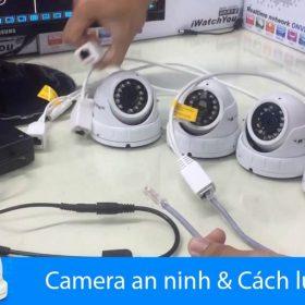 Camera an ninh là gì