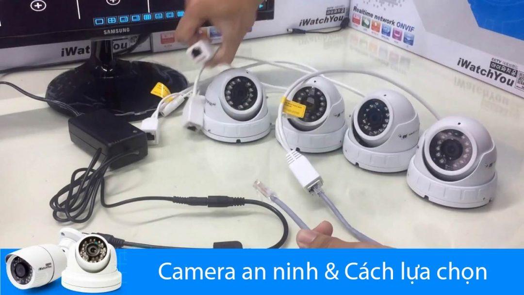 Camera an ninh là gì? Phân loại, công dụng và cách lựa chọn