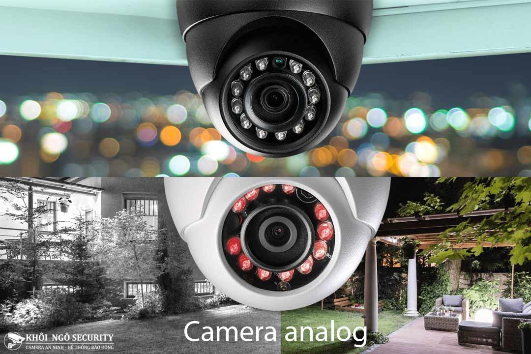 Camera Analog là gì? Khi nào nên chọn camera analog?