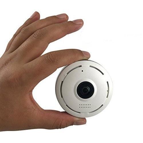 Camera wifi Panoramic 360 độ