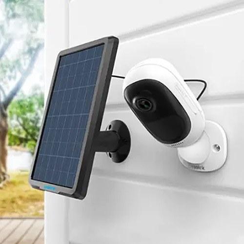Camera wifi pin năng lượng mặt trời