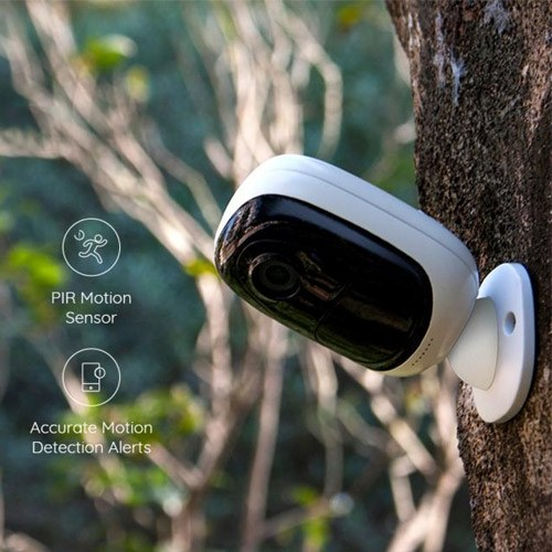 Camera wifi rechargeable