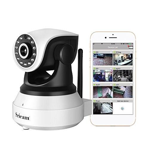 Camera wifi robot machine