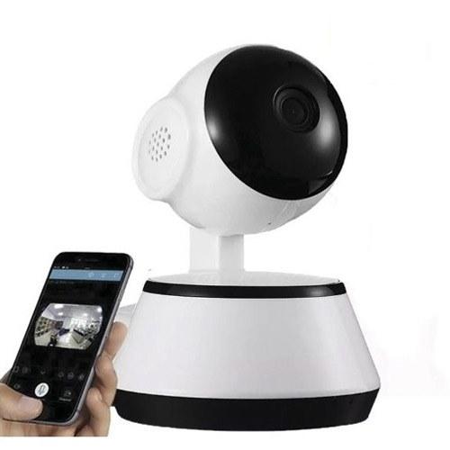 Camera-wifi-robot-speaker-360-do