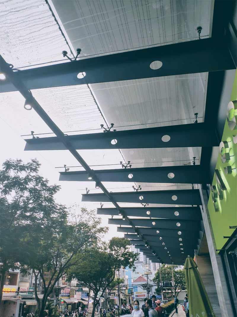 Dự án thi công camera Rivera Park Sài Gòn