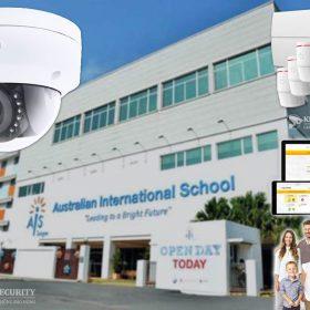 Giải pháp an ninh Jablotron cho trường học