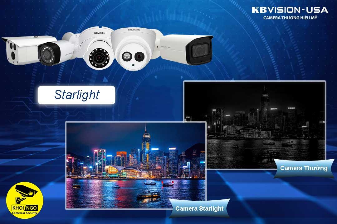 Camera Starlight là gì? Công nghệ Starlight có gì khác biệt?
