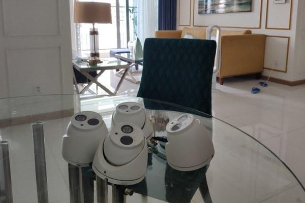 Báo giá nhân công lắp đặt camera cho văn phòng - Khôi Ngô Security