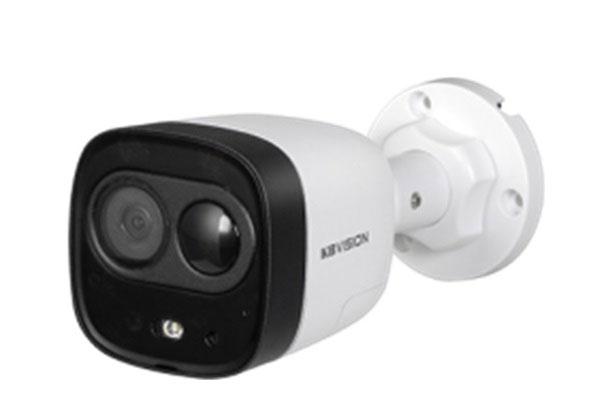 Camera PIR hỗ trợ đèn LED báo động