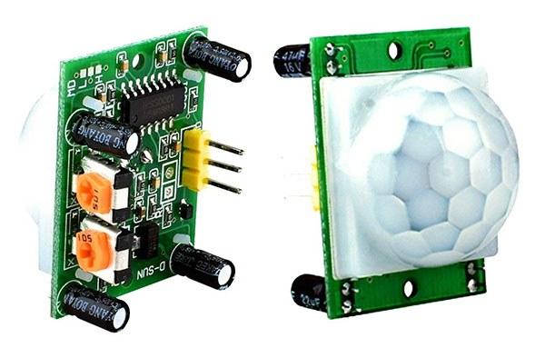 Cấu tạo PIR sensor