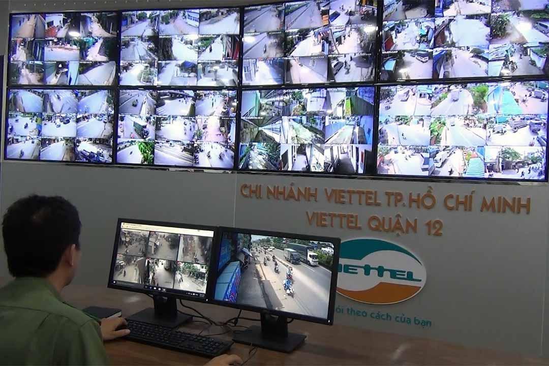 Hệ thống camera an ninh gồm những thiết bị gì?