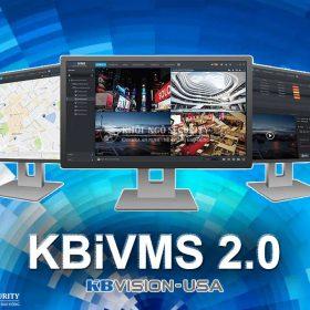 Phần mềm KBiVMS xem camera KBVision trên máy tính PC