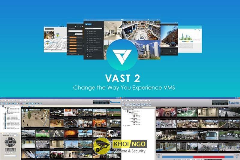 Vast 2 - CMS Camera Vivotek for PC