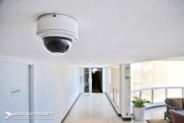 Hướng dẫn chọn vị trí lắp camera giám sát qua mạng