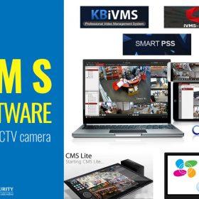 Phần mềm CMS xem camera cho máy tính