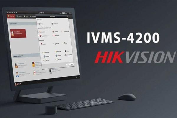 Phần mềm xem camera HIKVision trên máy tính