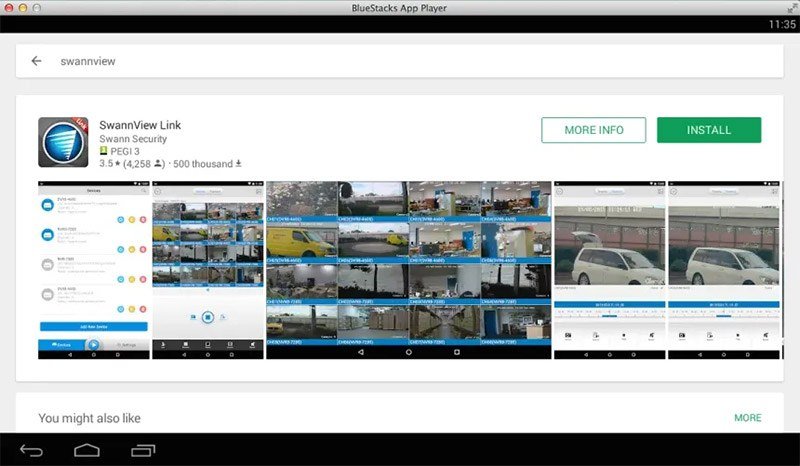 SwannView Link CMS Camera Software for PC