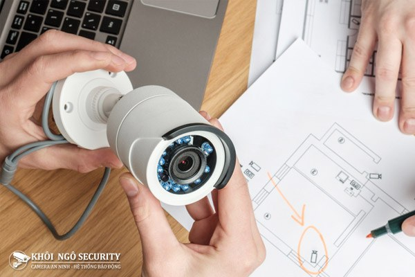 Tư vấn lắp đặt camera quan sát qua mạng