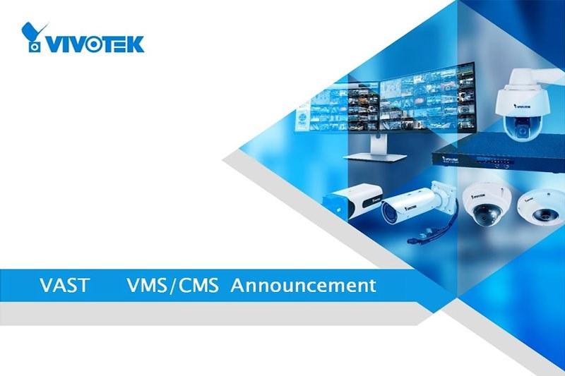 VAST CMS Vivotek CCTV Software