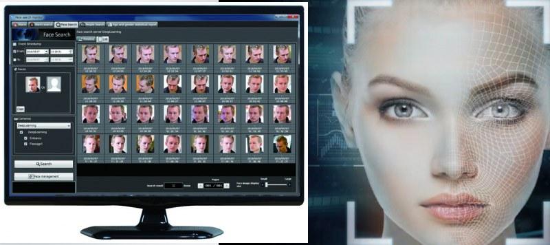 WV-ASF950 FacePro phần mềm CMS Panasonic nhận diện khuôn mặt