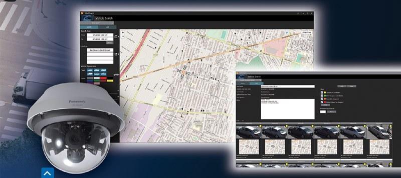 WV-ASV100W CMS Identify Vehicles Software cài đặt cho máy tính