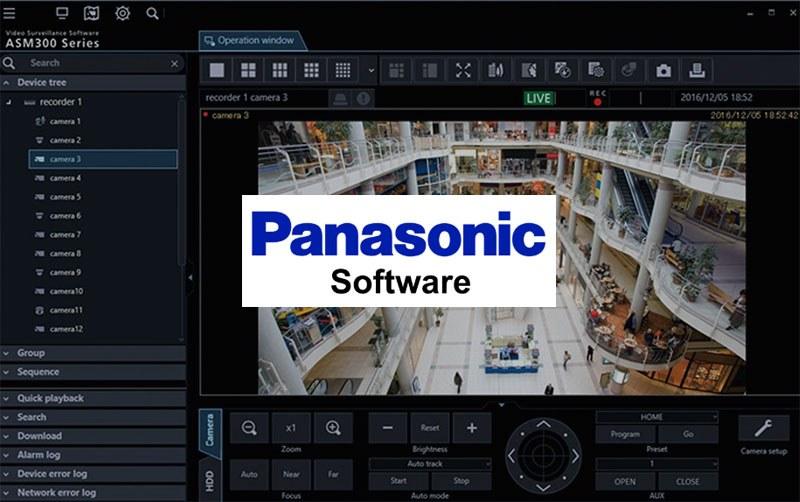i-PRO Management Software Panasonic CMS