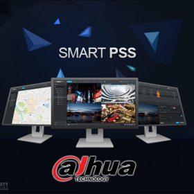 Phần mềm Smart PSS xem camera Dahua trên máy tính