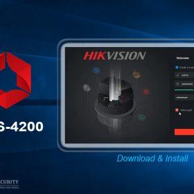 iVMS-4200 download phần mềm xem camera Hikvision trên máy tính
