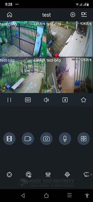 Cách xem camera Dahua trên điện thoại bằng phần mềm gDMSS Lite & iDMSS Lite Plus