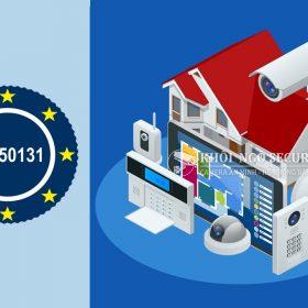 Tiêu chuẩn châu Âu EN 50131 Grade dành cho hệ thống báo động chống xâm nhập