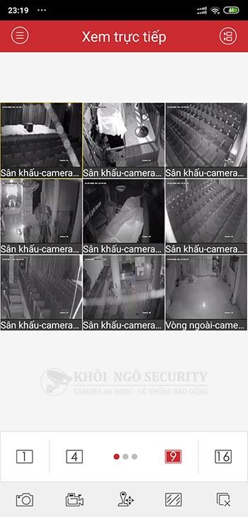 Xem camera bằng tên miền Hik-Connect Domain trên điện thoại