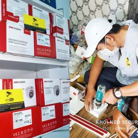 Kế hoạch thi công camera tại 3 tỉnh Miền Trung